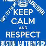 BOSTON JAB SICK