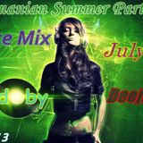 Romanian Summer Party Hits _Dance Mix July 007 mixed by ÐeejaY Stef. 28.07.2013.