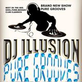 Pure Grooves with DJ iLLusion (The Funky Greek) - Classic 80s Soulful Grooves
