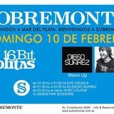 Diego Suarez - Live @ Sobremonte 10.02.13 (Mar del Plata, Arg.) [Warming Up for 16 Bit Lolitas]