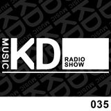 KDR035 - KD Music Radio - Kaiserdisco Live @ MTW, Offenbach / Germany - 19.March 2016