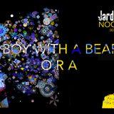 Nocturne Jardin Publik 08/ 2018 - O.R.A & A Boy With A Beard PART II