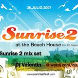 Pre Sunrise 2 mix set