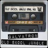Galvatron - Old Skool Jungle Vinyl Mix (Recorded around 1999 to 2000)
