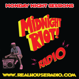 Midnight Riot Radio Feat Special Guest Tom Vine and Yam Who? 02/01/2017