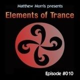 Elements Of Trance Episode #010 [23-11-2012]