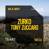 TEARS PARTY - Chemistry Lab - ZURKO (Guest DJ)