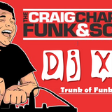 Funk & Soul Mix - Dj XS London 'Trunk of Funk' Mix (Craig Charles Funk & Soul Show BBC Radio 6)