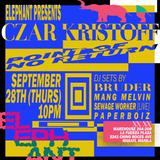 Sewage Worker [live] (Elephant: Czar Kristoff - Point of No Return) September 27, 2017