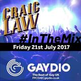Gaydio #InTheMix - 21st July 2017