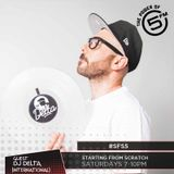 """DJ Delta guest on """"Starting from scratch"""" - 5FM (South Africa)"""