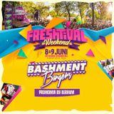 FRESHTIVAL X BASHMENTBANGERS PROMO MIX BY DJ BERKUM