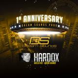 1º ANNIVERSARY ll Dream Sounds Prod ll 31 de Maio 2013 ll Massas Club ll Coimbra ll Hardox