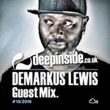 DEMARKUS LEWIS is on DEEPINSIDE #02