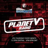 Planet V Radio on Bassdrive  with Translate - July 2017