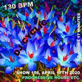DJ Cyclic Show 156 - Progressive House Etc.