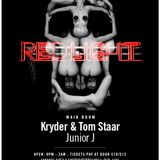 REDLIGHT LUSH - KRYDER AND TOM STAAR MIX