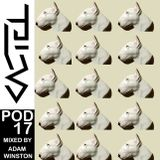 PODCASTEL #17 Mixed By ADAM WINSTON
