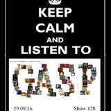 GASP 29.09.2016 Hour 1/3 The Gothic Alternative, Steampunk and Progressive radio show on Blast 1386