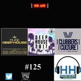 HH #125 HouseHeads = RadioShow ( Sundays Belongs To Deep House @Qubana )