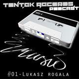 TonTek Records Podcast #01   Lukasz Rogala aka Luke Drehen