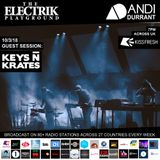 Electrik Playground 10/3/18 inc. Keys N Krates Guest Session