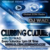 DJ Wad - Clubbing Culture Podcast 019