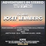 ADVENTURES IN STEREO w/ JOSEF LEIMBURG