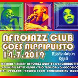 Afrojazz Club Goes Alppipuisto Episode Two/Interview with Alvar Gullichsen