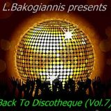 Back To Discotheque ( Vol.7 )