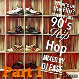 B Side Classic's PART 1 (Slept On 90's Hip Hop. B-Side's and Remixes ONLY) Mixed by DJ FASE