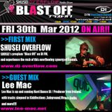 Blast Off Guest Mix Lee Mac -Mar 2012
