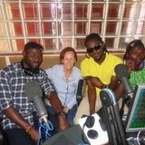 Interview with Alabi Dimeji, Ekpo Chris & Jere Ikongio On The Comptoir Show with Christine .