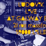 Ludovik - Live at Galway - 9 mai 2014 - Part 1 - 1h19