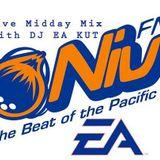 NIU FM MIX 18.04.14 (mini mix) - DJ EA KUT