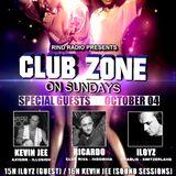 Club Zone #26 DJ C.ced 04-10-2015 140 bpm