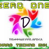 Zero One - Drumming For Africa Live Radio Show Techno Set 2016