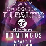 Barrokos - Deejay Balius 2018-03-04