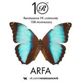 ARFA - Renaissance VK community 10th Anniversary Mix (2017)