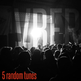 "Time Out Cyprus pr.VBER - '5 random tunes"" (Set of 5 - March 2014)"