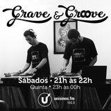 #21 - Grave & Groove - Unisinos FM - 10.03.2018