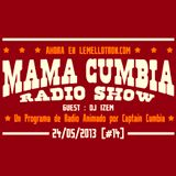 Mama Cumbia Radio Show #14