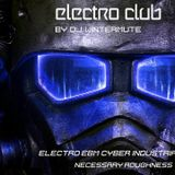 ELECTRO EBM CYBER INDUSTRIAL MIX –  NECESSARY ROUGHNESS by DJ WINTERMUTE