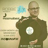 Robbie Jay - Moonvibes Podcast [090] on InsomniaFM (House Set)