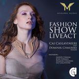 "Cai Caslavinieri feat. Dominik Chmurski - ""Mazurek Mańka FASHION SHOW LIVEACT"""