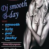 29/08/2008 - Dj Smooth's B-day @ afterclub Insane **FREE DL**