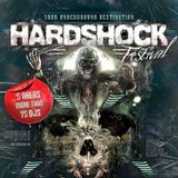 Hardshock Festival 2014 - CD 1 - Mixed by Ophidian vs. D-Passion