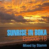Sunrise in Boka EP. 18 Mixed by Stamm
