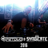 PETDuo 6 Decks set @ Syndicate Festival , Germany - 01.10.2016