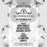 CHRIS K BUSHWACKERS TERRACE HOUSE FAVOURITES